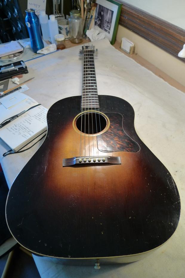 1934 Gibson Jumbo
