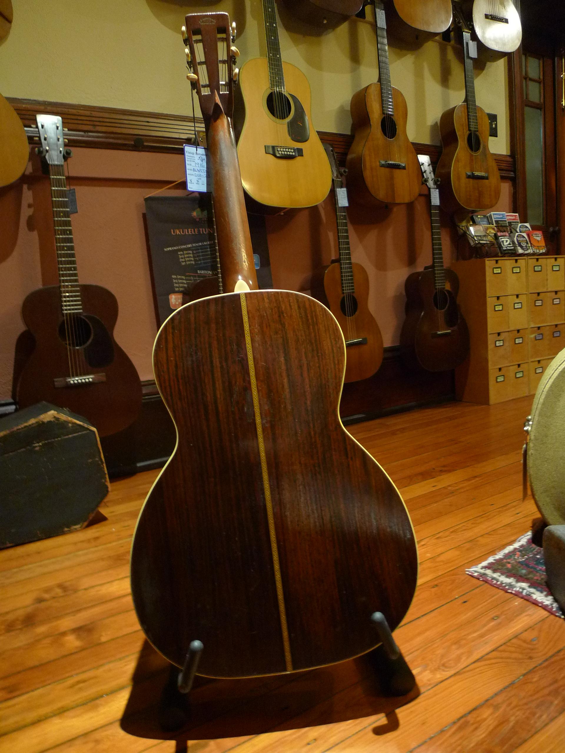 roy smeck chris miller guitars. Black Bedroom Furniture Sets. Home Design Ideas